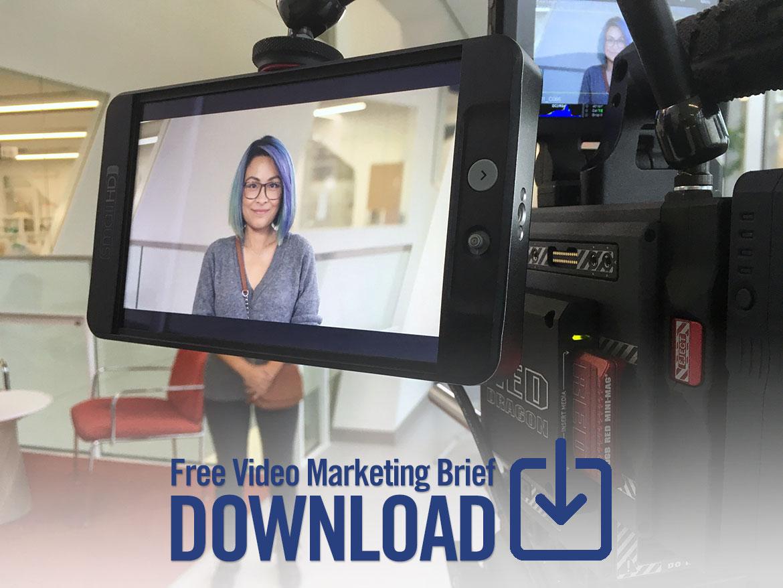 video marketing brief download
